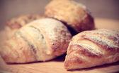 Fresh baked goods — Stock Photo