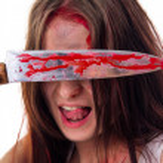 Постер, плакат: Murderer girl