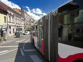 Touristenbus — Stockfoto
