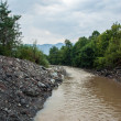 Dirty river — Stock Photo #32913299