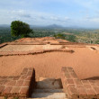 Sigiriya panorama - Stock Photo