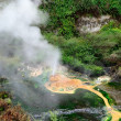 Geo-thermal springs — Stock Photo