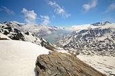 Zirve dan panorama — Stok fotoğraf