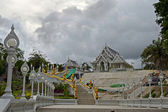 Kaew Grovaram Temple — Stockfoto