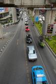 Traffic in Bangkok — Stock Photo