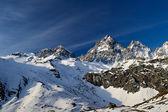 High mountain peak — Stock Photo