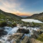 Alpine waters — Stock Photo