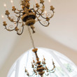 Royalty-Free Stock Photo: Low angle view of a chandelier