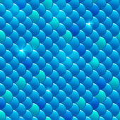 Seamless river fish scales — 图库矢量图片