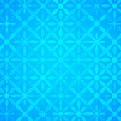 ブルー抽象的な背景を照らす — ストックベクタ