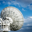 Stock Photo: Radio telescope
