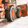 Snowplow — Stock Photo #16852211