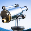 Coin operated binoculars — Stock Photo #16853919