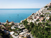 Amalfi coast — Foto Stock