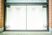 Visualización de la ventana vacía — Foto de Stock