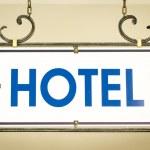 Hotel — Stock Photo #18073823