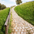 Stock Photo: Footpath