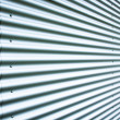 Corrugated steel — Foto Stock #18370655