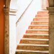 Old staircase - Foto Stock