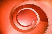 Schody spiralne — Zdjęcie stockowe
