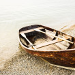 Old rowboat — Stock Photo #18476869