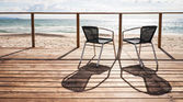 Chairs — Stockfoto