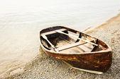 Viejo bote de remos — Foto de Stock