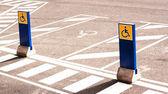 Handicap teken — Stockfoto