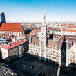 Munich - Stock Photo
