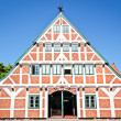 Half timbered - Stock Photo