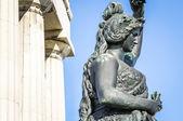 Statue of bavaria — Stock Photo