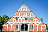 Half timbered — Stock Photo