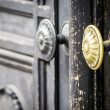 Old doorknob - Stockfoto