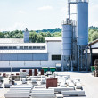 Factory site - Stock Photo
