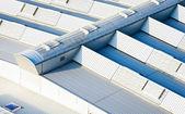 Przemysł dachu — Zdjęcie stockowe