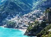 Costa de amalfi — Foto Stock