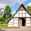 Stock Photo: Half timbered