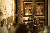 Doorknocker — Stockfoto