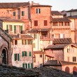 Siena - old town — Stock Photo