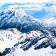 European alps — Stock Photo
