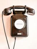 Eski telefon — Stok fotoğraf