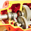 Gearbox - Stock Photo