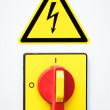 High voltage — Stockfoto