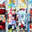 Stock Photo: Graffiti