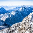 Stock Photo: European alps