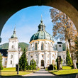 Ettal abbey - Foto Stock