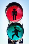 Traffic light — Stock Photo