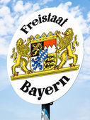 Freistaat Bayern — Stock Photo