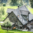 Stock Photo: Old farmhouse