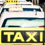 Постер, плакат: Taxi